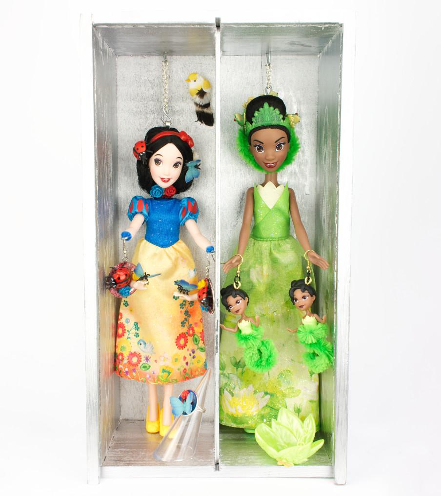 Barbies duo boxes | Sieraad - Belinda Brama