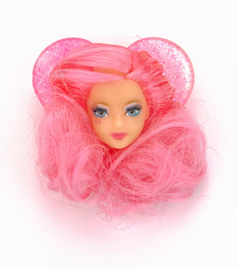 Barbies - Pink Lady - broche | Sieraad - Belinda Brama