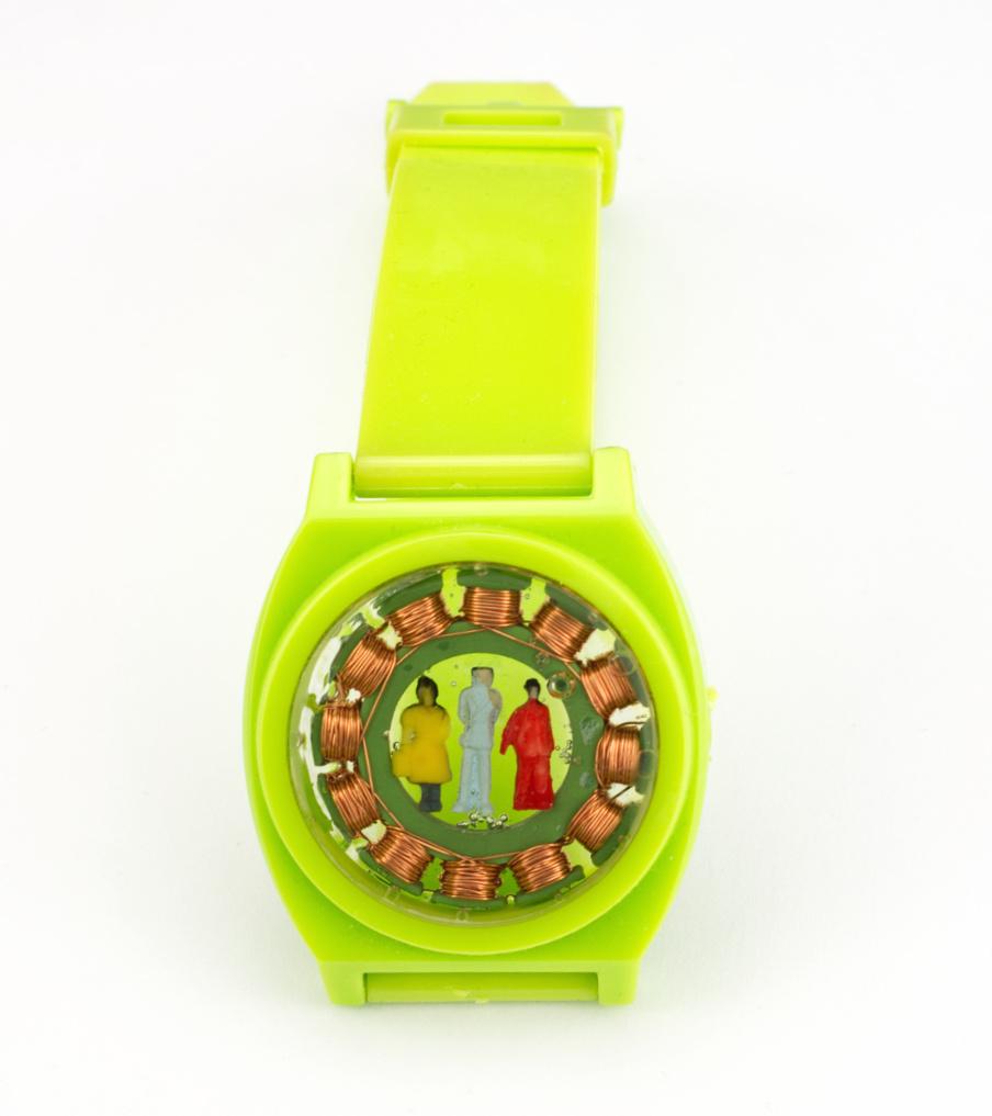 Wheel - armband | Sieraad - Belinda Brama