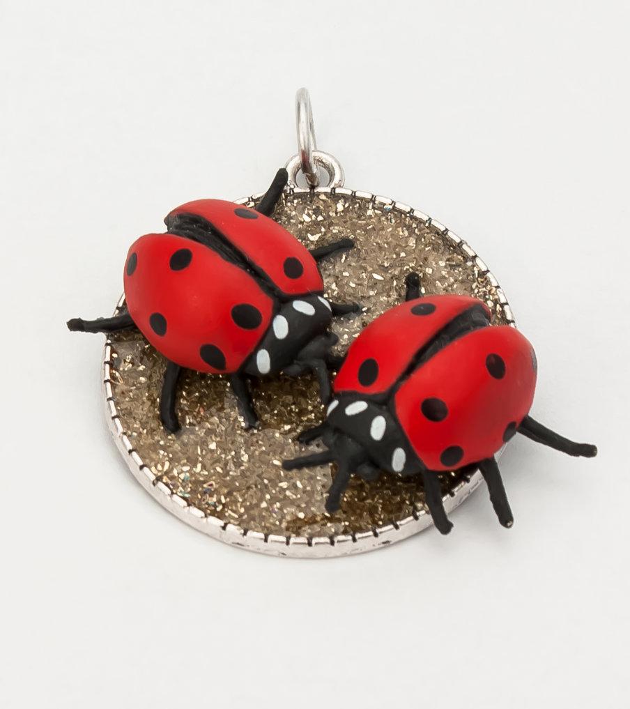Ladybug 2 - hanger | Sieraad - Belinda Brama