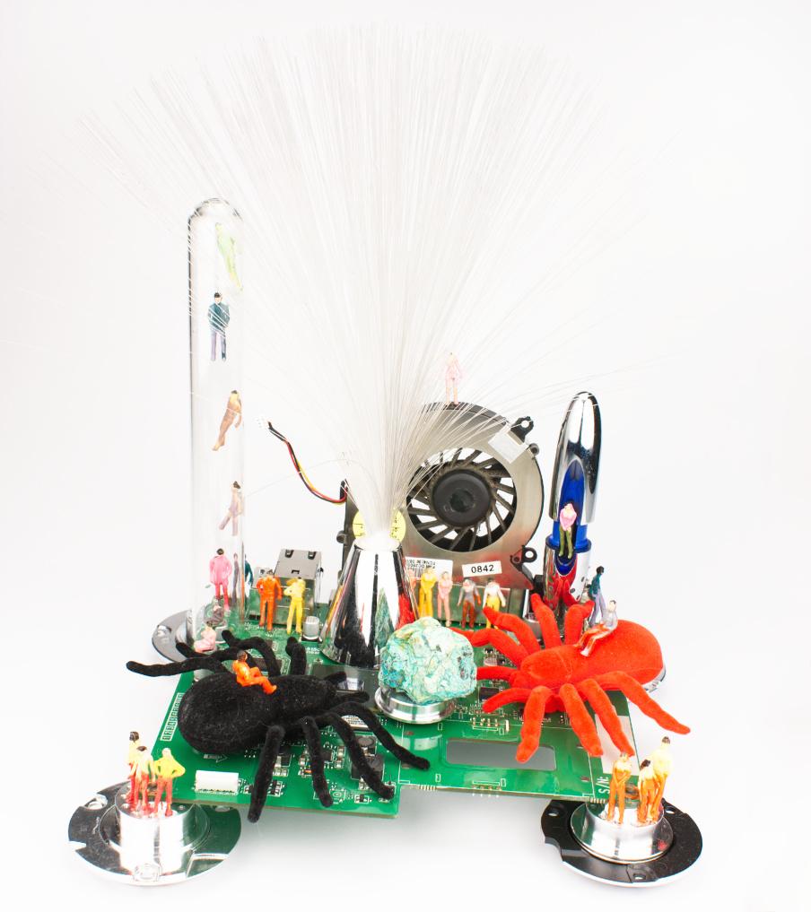 Future - object | Sieraad - Belinda Brama