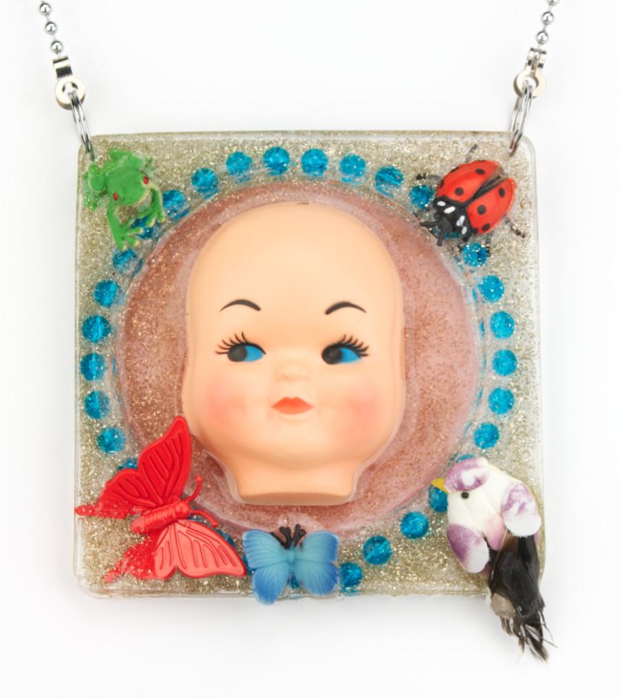 Happy baby - hanger | Sieraad - Belinda Brama