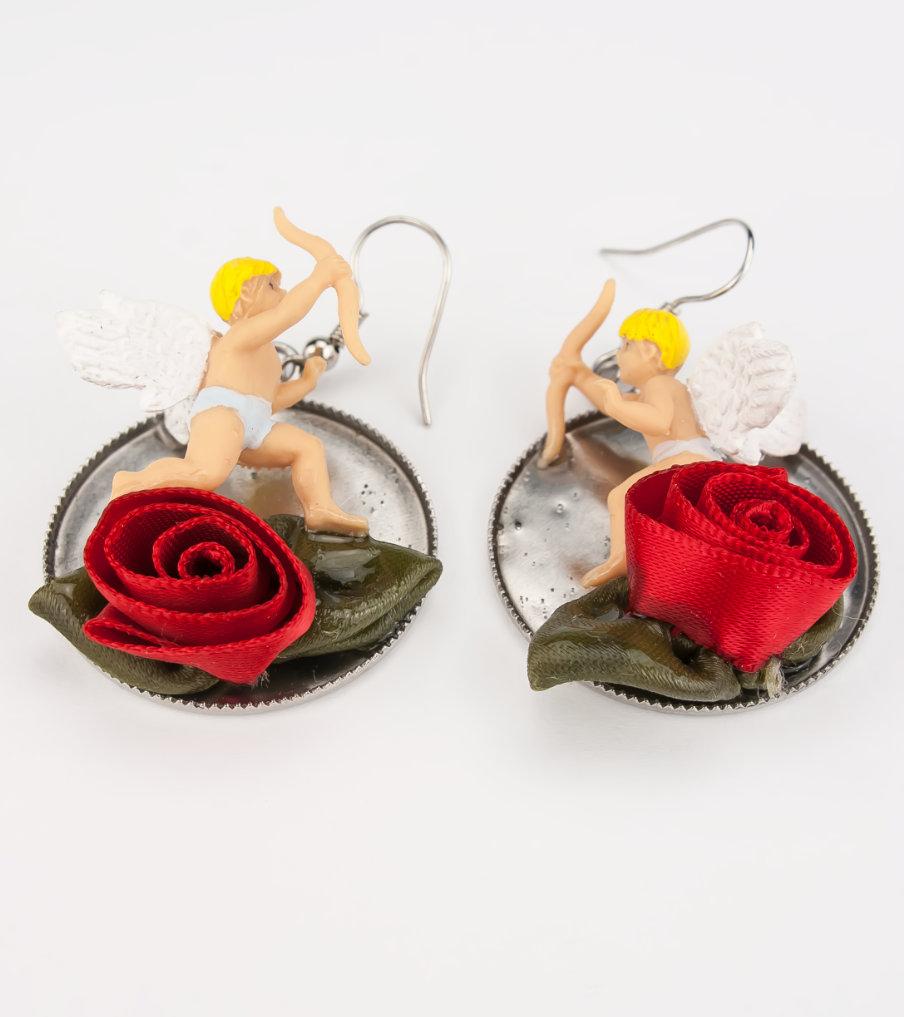 Cupido - oorbellen | Sieraad - Belinda Brama