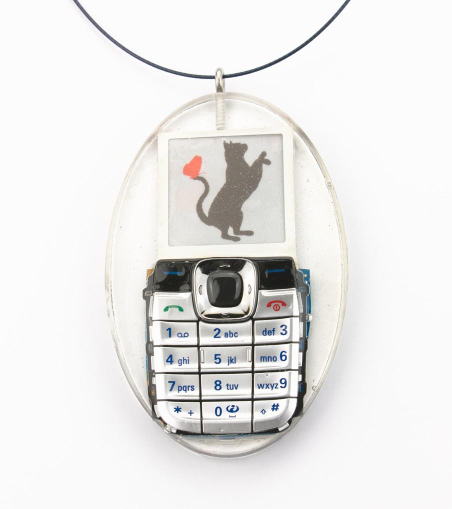 Various - Telefoon - hanger | Sieraad - Belinda Brama